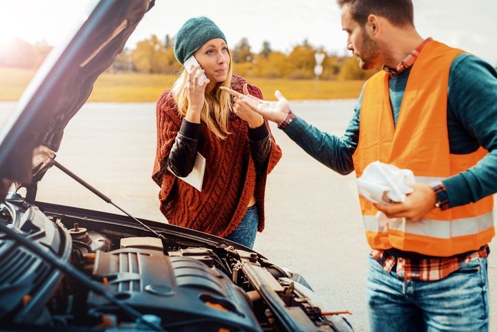 You Can Get Roadside Assistance In Your Car Insurance!