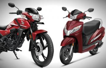 Honda Has Launched Its Best-Selling BS6 Complaint Two-Wheelers