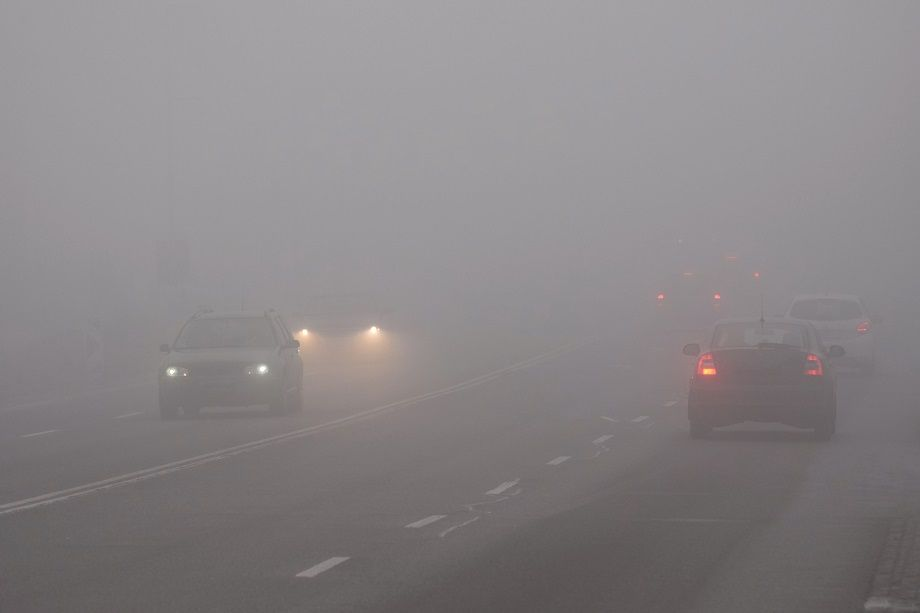 Drive More Safely In Fog. Read These Tips!