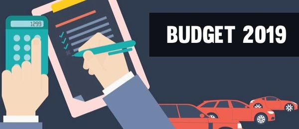 What does the Budget 2019 have in store for the Car Industry?