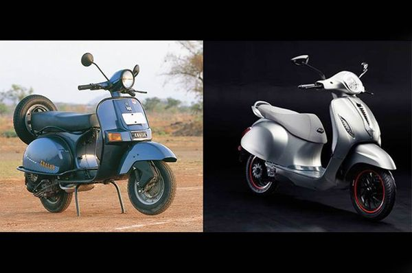Your Very-Own Bajaj Chetak is Coming Back!