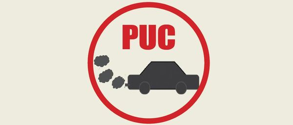 Why Do You Need a PUC Certificate While Driving?