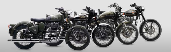 Top Royal Enfield Models- Paradise for Riders