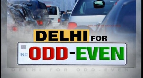 Dear Delhites, Odd-Even Days are Back!