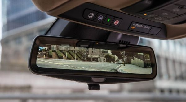 How Does Installing A Rear View Camera Help While Driving