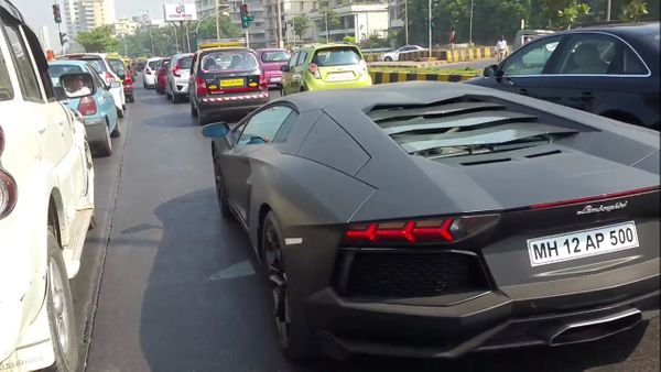 Things You Cannot Do In A SUPERCAR On Indian Roads