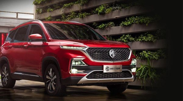 MG Hector Plus To Launch In July 2020