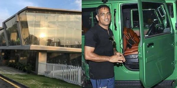 MS Dhoni Retires: Check out his collection of expensive cars