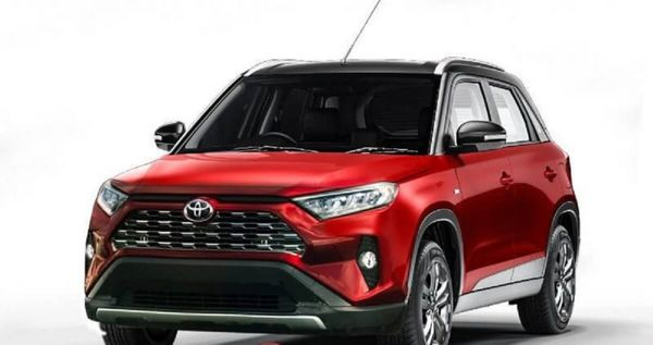 Toyota Urban Cruiser Launched at ₹8.4 lakh