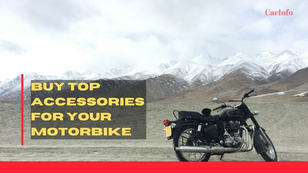Top 10 Accessories for your MotorBike You Didn't Know About!
