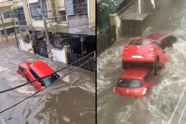 Car submerged in rains? Here is what to do