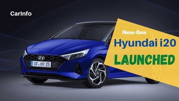 New-Gen Hyundai i20 set to be launched today