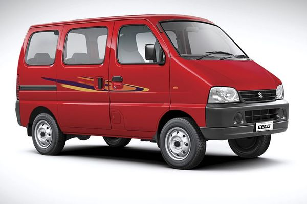 Maruti Suzuki Eeco BS6 Review