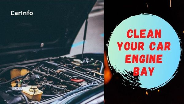 DIY car maintenance: How to clean car engine bay