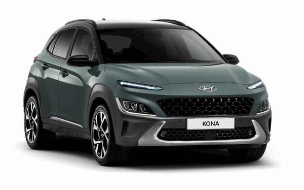 All you need to know about New Hyundai Kona 2021