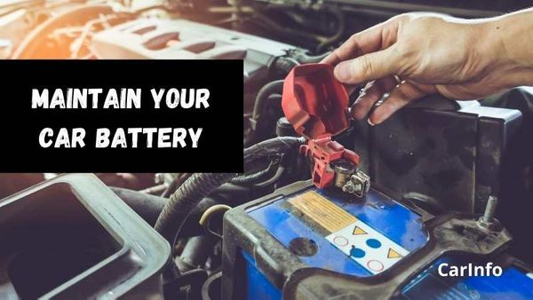 DIY car maintenance: How to maintain your car battery professionally