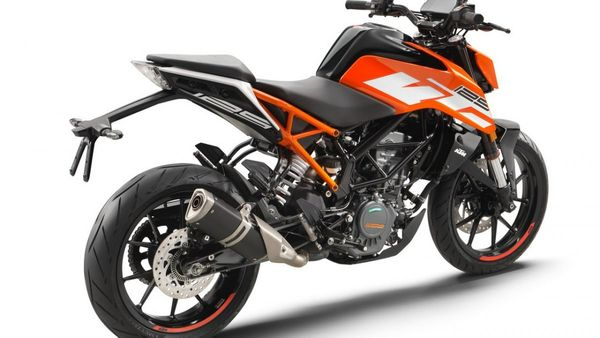 All you need to know about new KTM 125 Duke