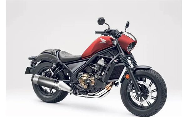 All you need to know about 2021 Honda Rebel 1100
