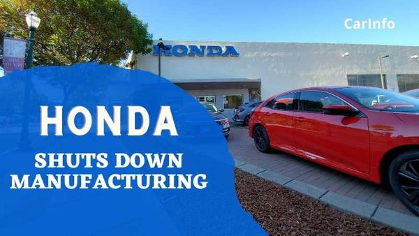 Honda shuts down its Greater NOIDA plant