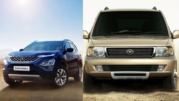 First-generation vs 2021 Tata Safari - all you need to know