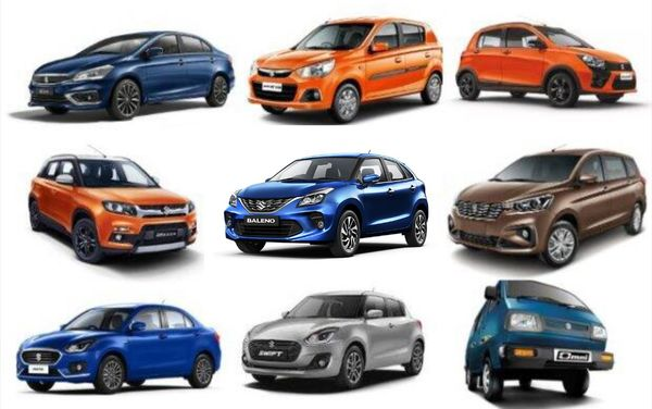 Prices of Maruti Suzuki cars increased by up to Rs 34,000