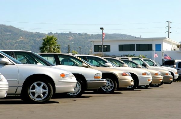 Short supply limits the pace of used cars