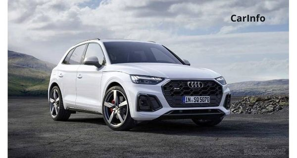 New Audi Q5 Facelift 2021-Detailed information