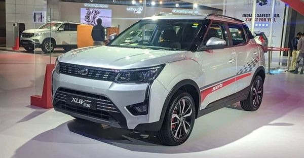 Mahindra XUV300 Turbo Sportz T-GDi launch, price and features