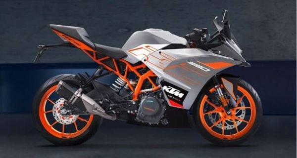 New KTM RC 390 arrives in India-Detailed information