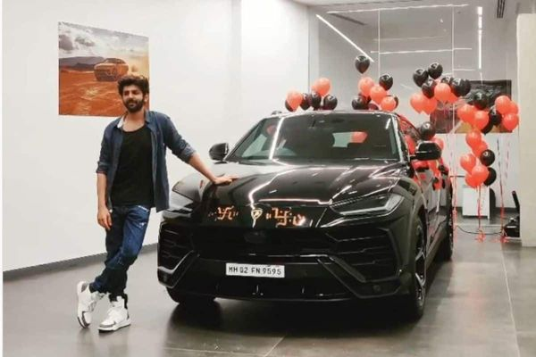 Kartik Aaryan buys Lamborghini Urus for Rs 4.5 crore